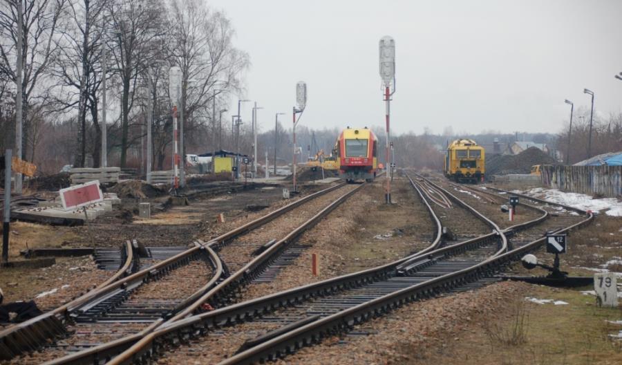 Nowa linia kolejowa Szastarka – Janów Lubelski – Biłgoraj w ramach Kolej Plus?