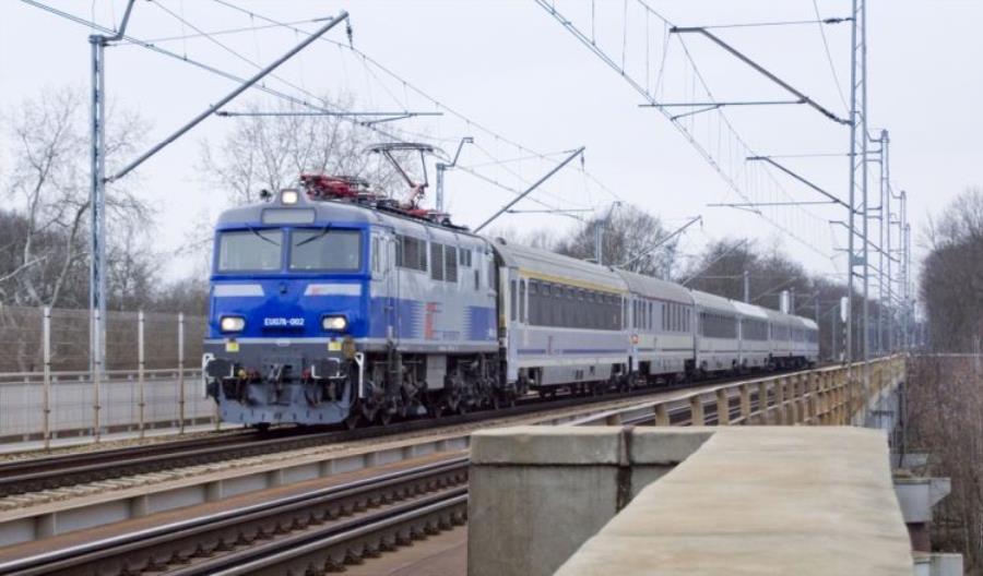 PKP Intercity wyda 200 mln zł na przebudowę lokomotyw do prędkości 160 km/h