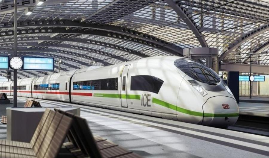 Deutsche Bahn kupi pociągi dużych prędkości Siemensa za miliard euro!