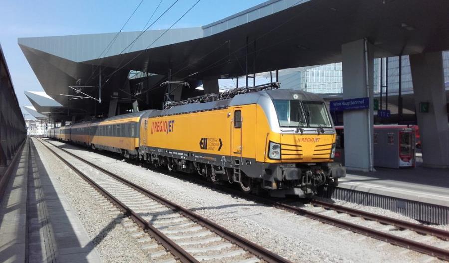 RegioJet Wiedeń – Budapeszt od 9 euro [szczegóły]