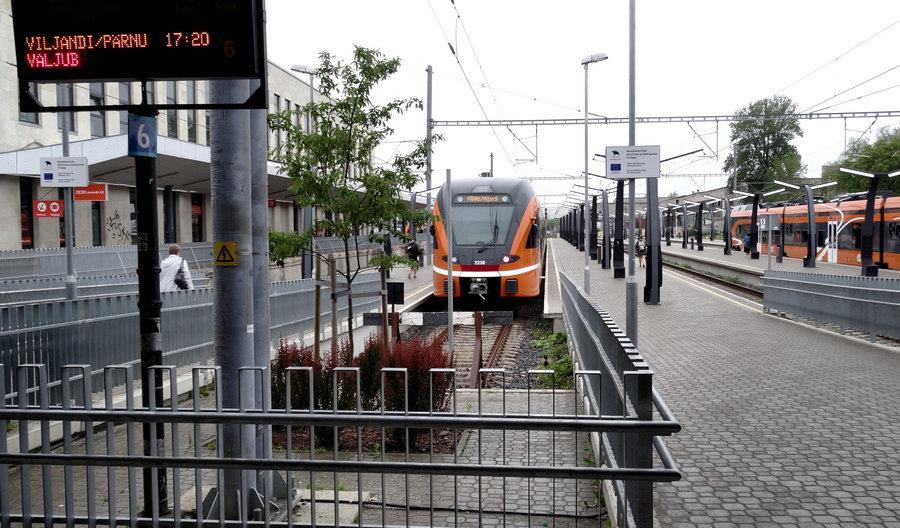 Estonia zbuduje centralny system sterowania ruchem kolejowym