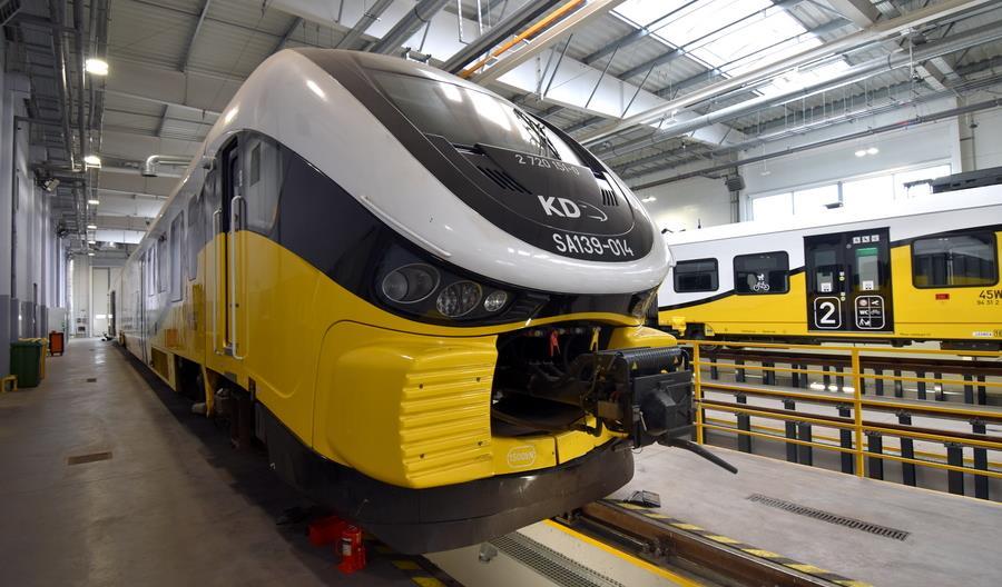 Tylko Pesa chce sprzedać dwa spalinowe zespoły trakcyjne Kolejom Dolnośląskim