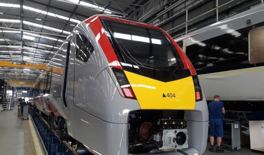 Wielka Brytania: Nowy tabor Stansted Express
