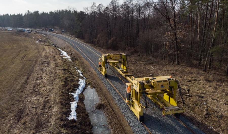 Rusza przetarg na projekt odcinka Rail Baltiki od Ełku aż do granicy