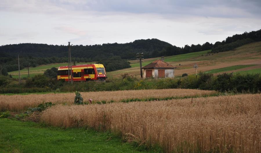 Rozbicie dzielnicowe polskiej kolei