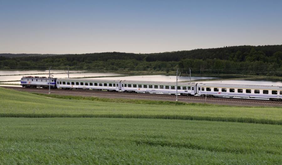 Nowy numer jeden wśród najpopularniejszych tras PKP Intercity