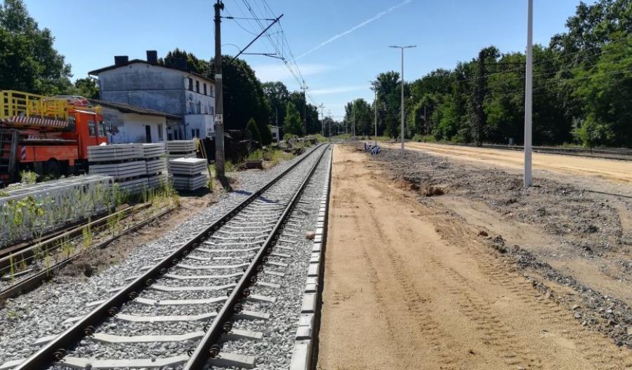 DGP: Kluczowe inwestycje kolejowe opóźnione