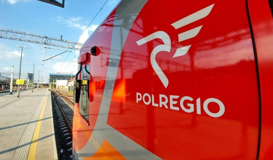 Nożownik zaatakował maszynistę pociągu Polregio