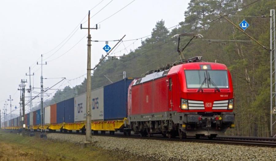DB Cargo Polska z przetargiem na cztery lokomotywy wielosystemowe