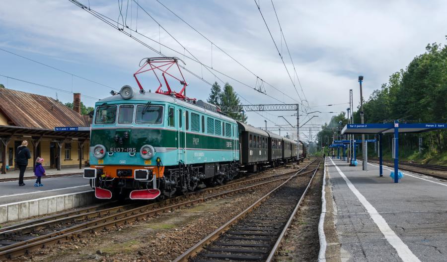 Komisja Europejska zatwierdziła unijne dofinansowanie kolejowej zakopianki