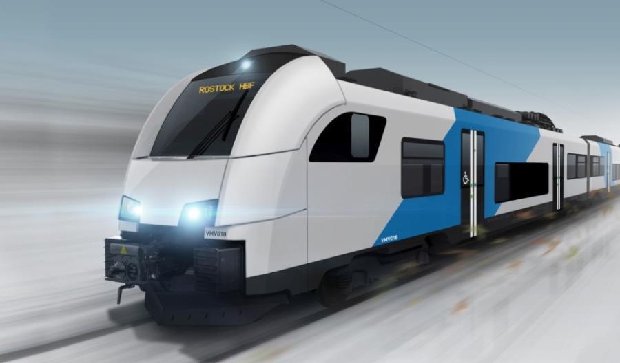 Nad niemiecki Bałtyk pojedziemy nowymi Siemensami Desiro