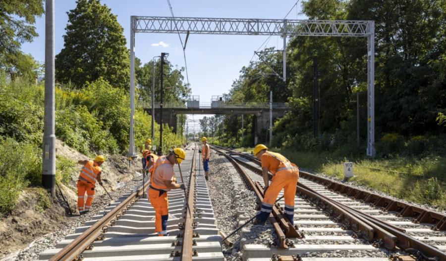 UTK: Pogarsza się stan linii kolejowych nie będących w modernizacji