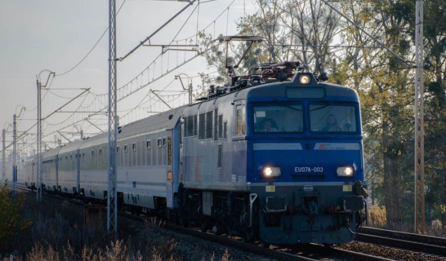 PKP IC będzie mieć 20 kolejnych lokomotyw na 160 km/h. Jest umowa z Olkolem [szczegóły]