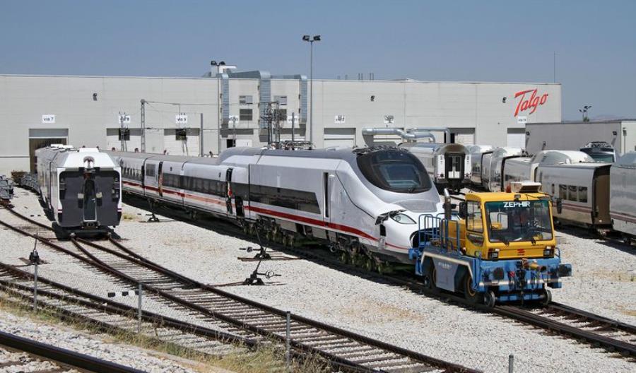 Hiszpańskie koleje państwowe zainteresowane kupnem Leo Expressu?