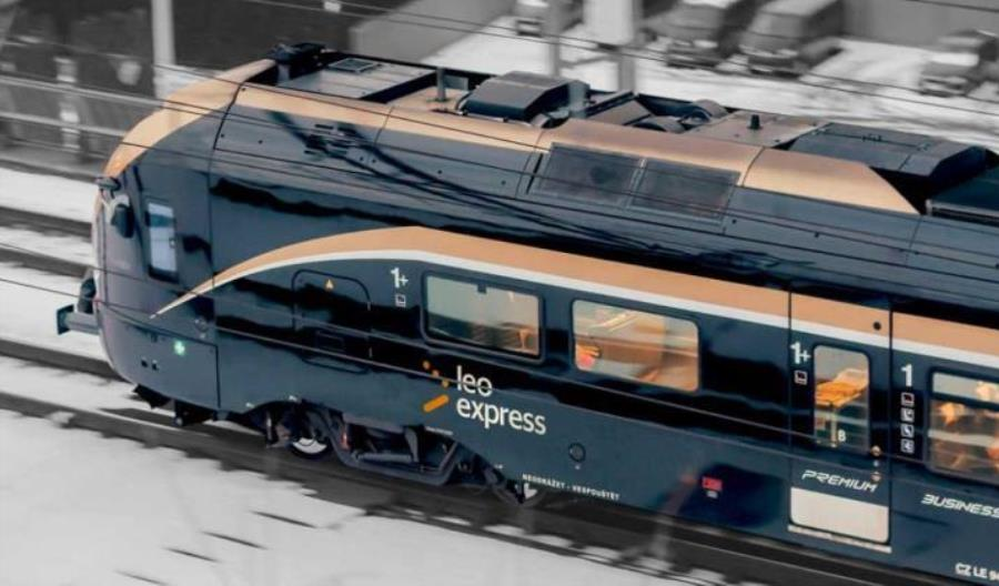 Leo Express odwołuje pociągi Praga – Kraków – Praga
