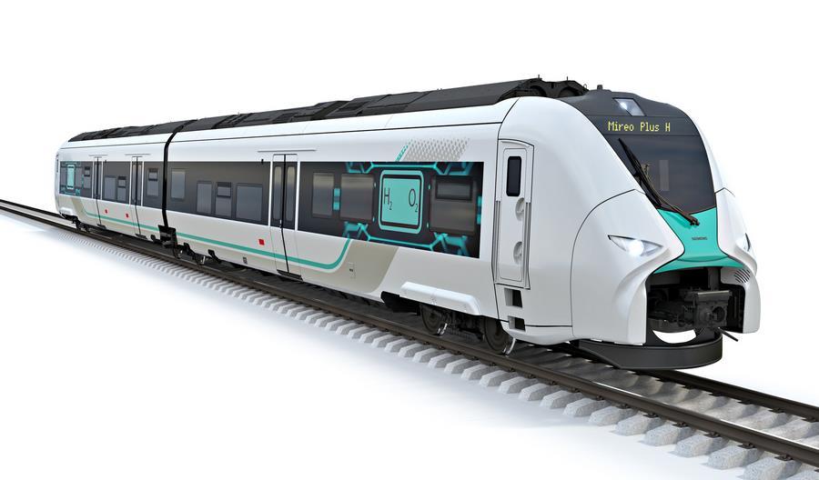 Siemens Mobility i Siemens Energy pracują nad technologią wodorową dla kolei