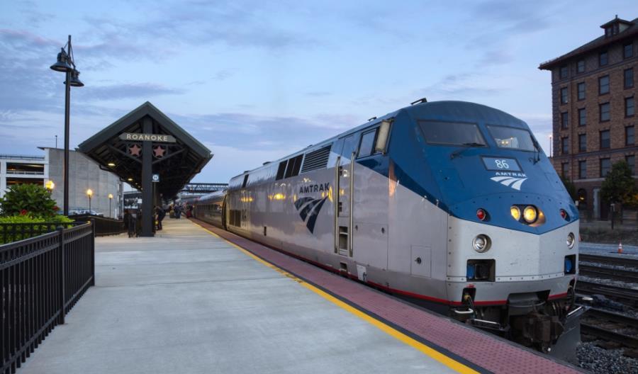Amtrak: 4,8 mld USD potrzebne na przetrwanie