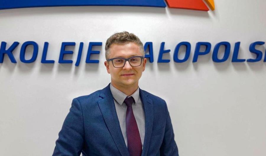 Koleje Małopolskie z nowym prezesem