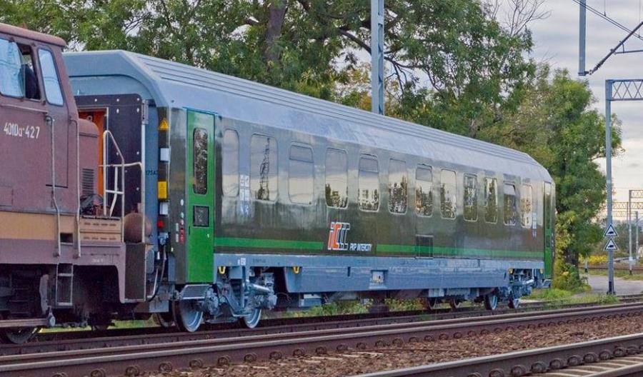 Wojskowe wagony PKP Intercity nie będą dostępne dla pasażerów