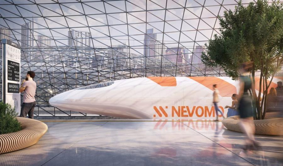Nevomo (Hyper Poland): W listopadzie jazdy testowe na nowym torze