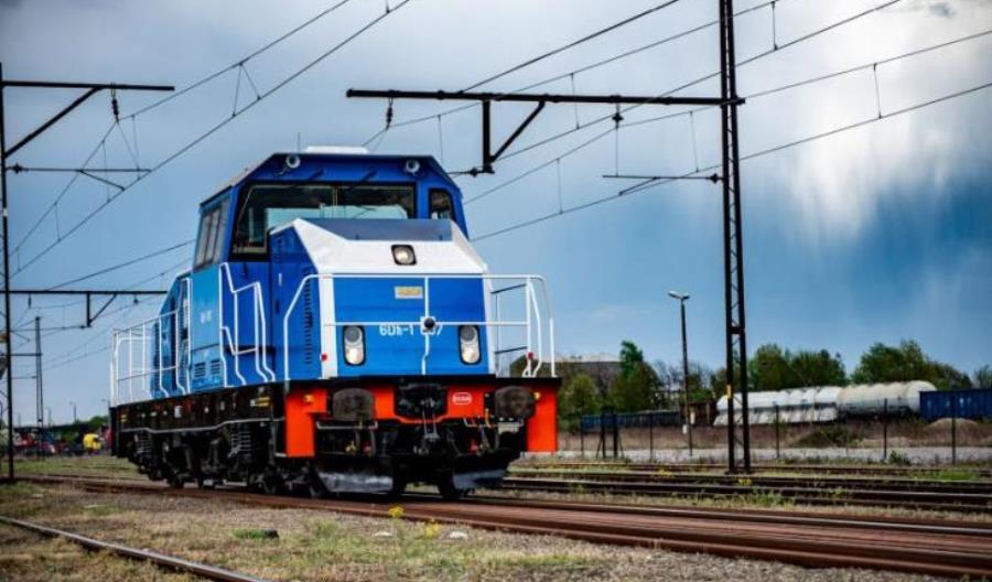 Tabor Dębica dostarczy trzy lokomotywy 6Dh1 do PCC Intermodal