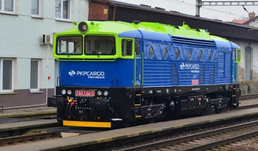 PKP Cargo International chce zabudować ETCS na kilkunastu czeskich lokomotywach