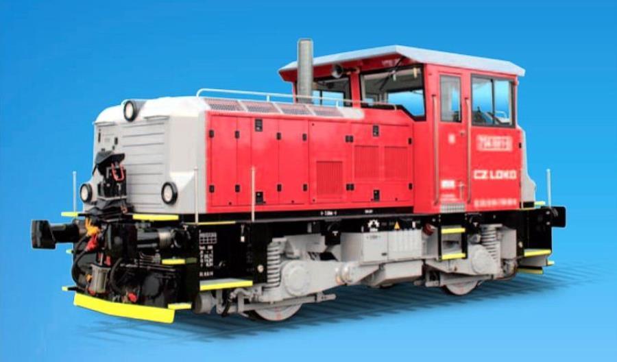 CZ Loko wygrywa przetarg na lokomotywy manewrowe dla PKP Intercity