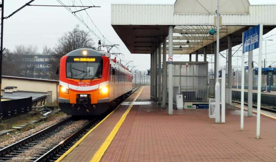 Łódź Kaliska: Prace zgodnie z planem. Zasadnicze roboty trwają