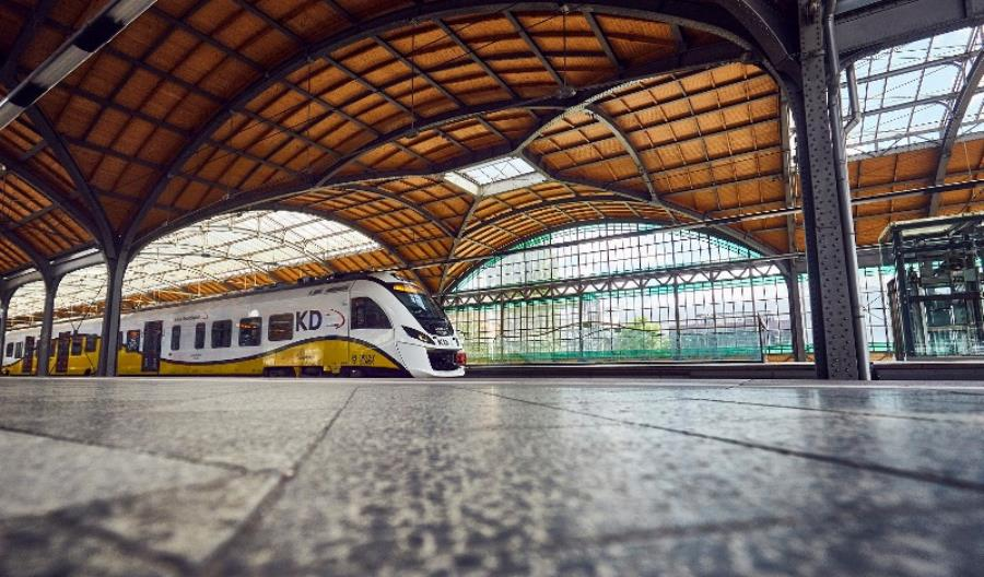 KD: Rusza pociąg do historii