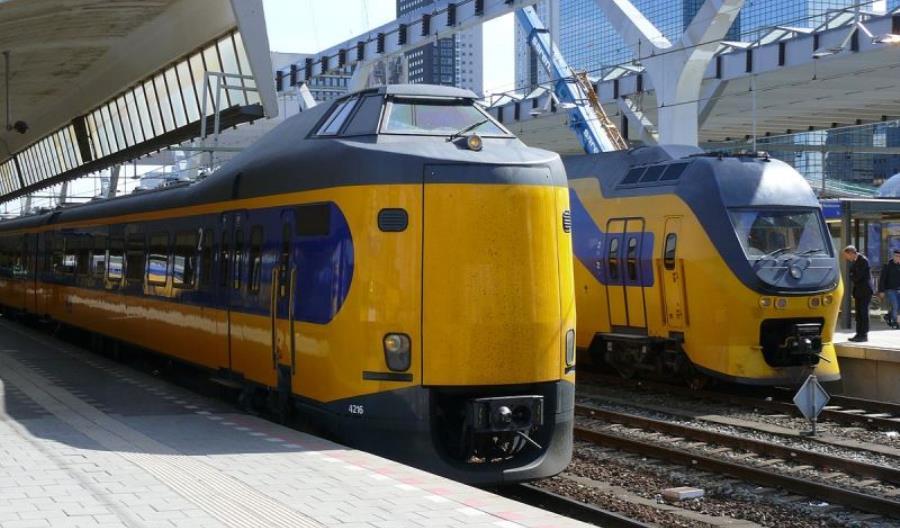 W styczniu zdrożeją bilety kolejowe w Niderlandach