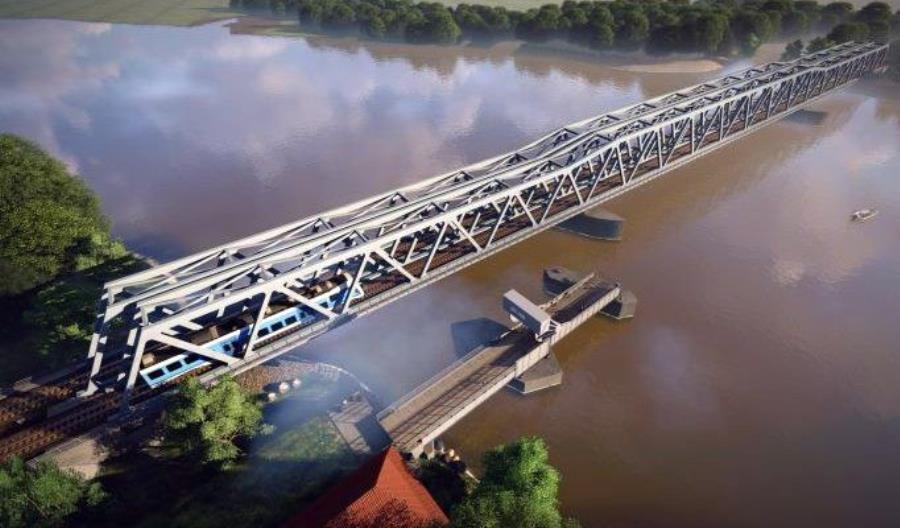 Nowy most nad Regalicą coraz bliżej. Porozumienie Wód Polskich i PKP PLK