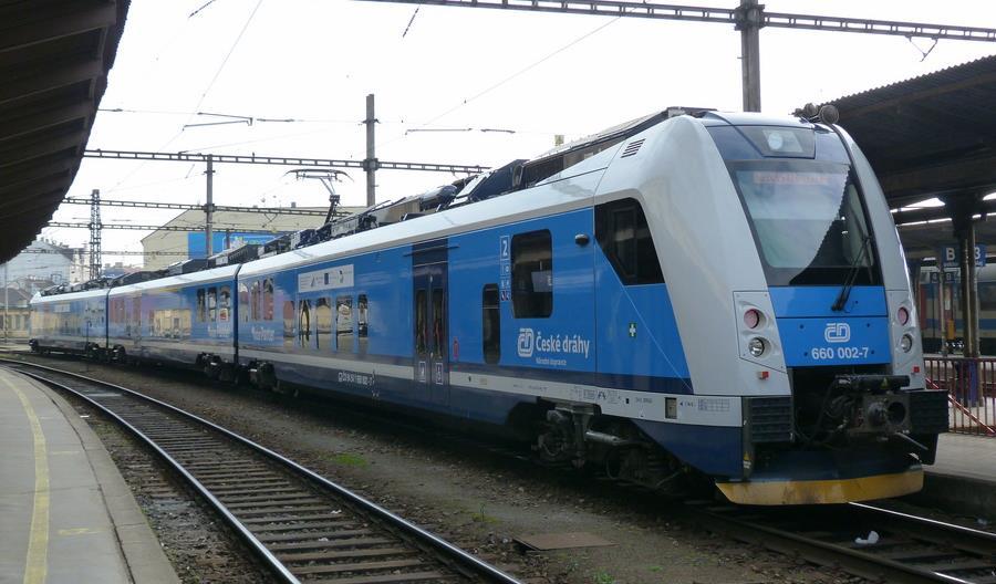 Škoda Transportation z dużym kontraktem na ezt w Czechach