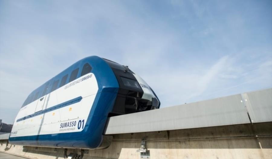 Koreański hyperloop rozpędził się do ponad 1000 km/h