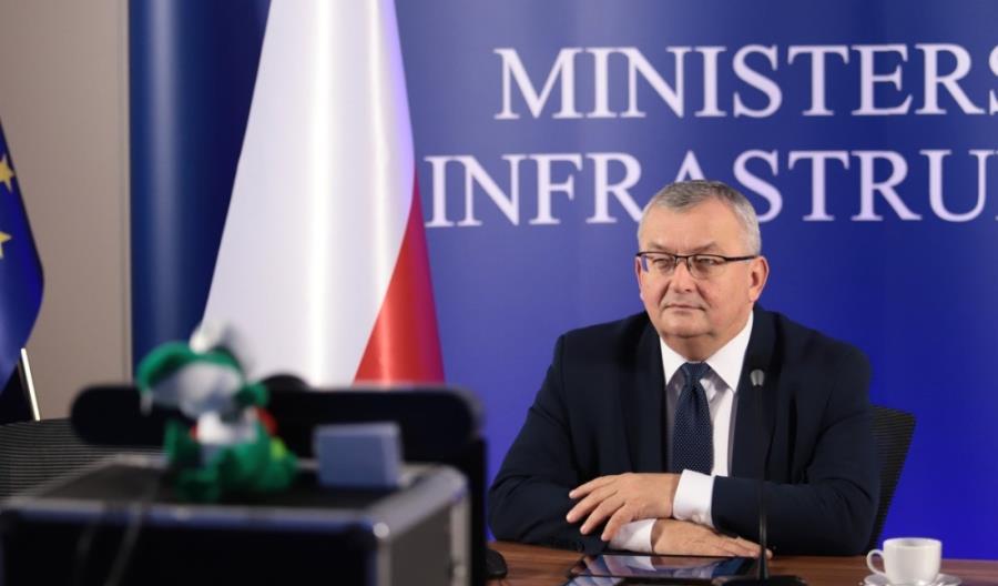 Minister Adamczyk otworzył X Kongres Kolejowy!