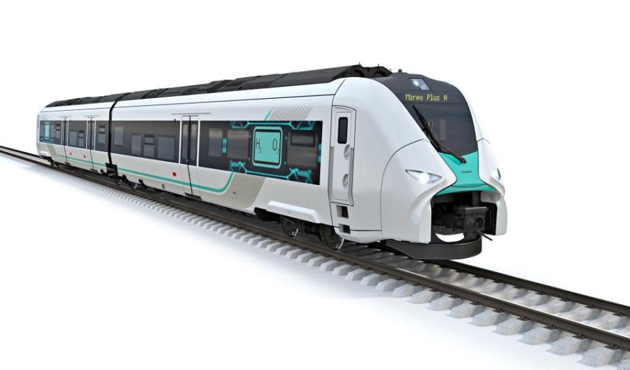 Deutsche Bahn przetestuje wodorowe Mireo Siemensa