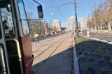 Toruń: Przejazdy techniczne po nowym torowisku bez zakłóceń