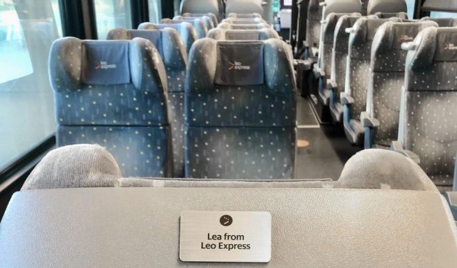 """Leo Express próbuje reperować budżet sprzedażą siedzeń """"na własność"""""""