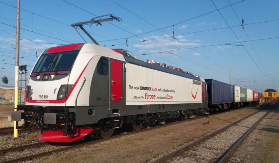 CFL Cargo kupuje lokomotywy Bombardier Traxx MS. Wjadą do Polski?
