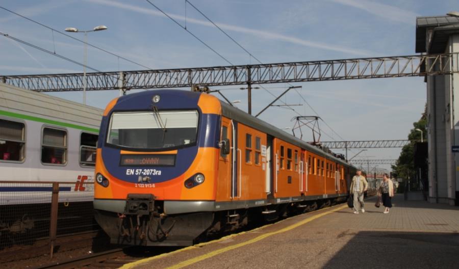 Ubędzie pociągów z Włocławka do Kutna