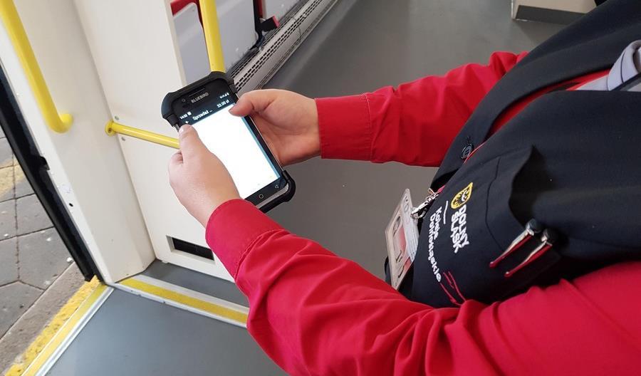 Załogi pociągów KD z nowym sprzętem. Sprzedaż biletów będzie szybsza