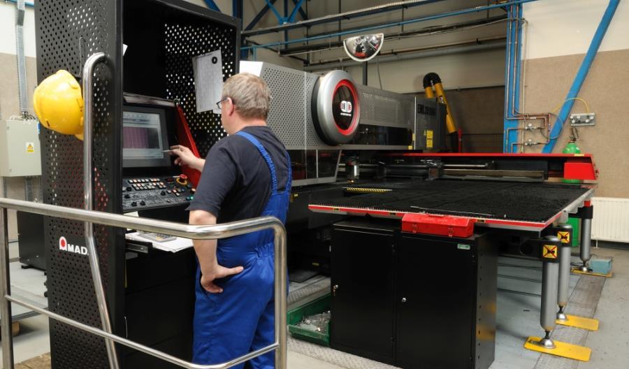 Bombardier: Zakład w Katowicach najbezpieczniejszym miejscem pracy na Śląsku
