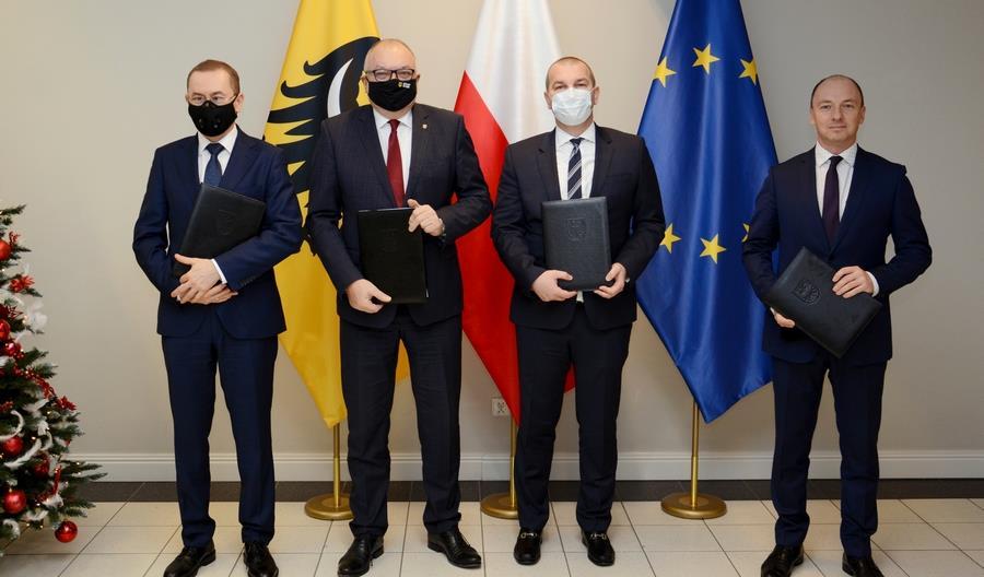 Polregio z umową na 10 lat z Dolnym Śląskiem. Będzie więcej połączeń