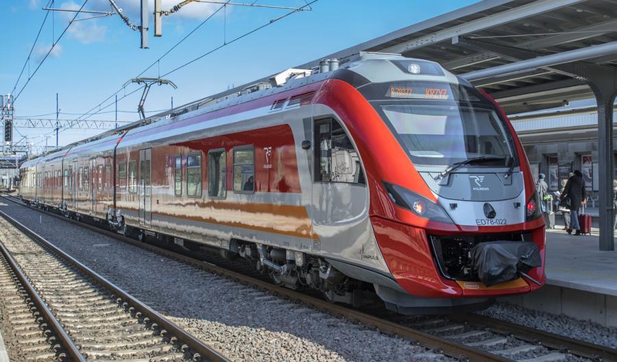 Jak zmieni się rozkład jazdy pociągów Polregio po 13 grudnia?