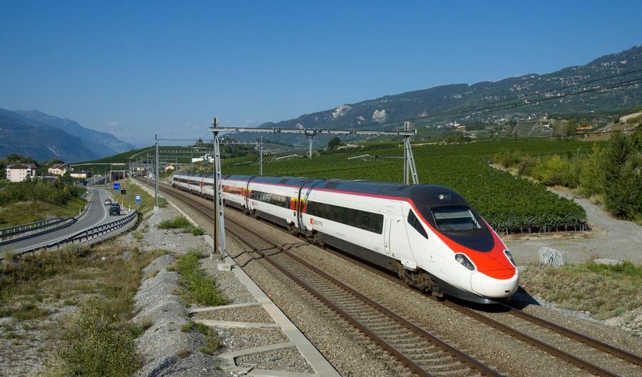 Pechowa premiera nowego szybkiego połączenia Zurych − Monachium [zdjęcia]