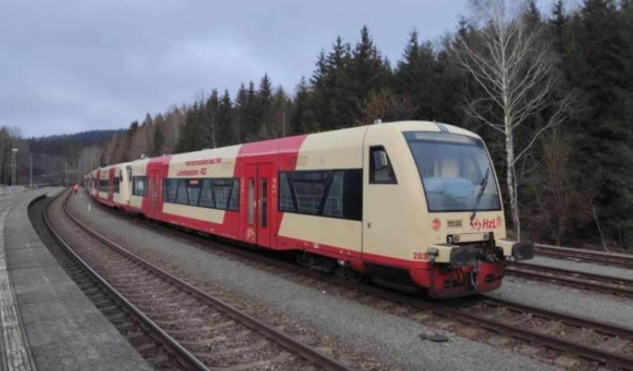 České dráhy sprowadzają kolejne używane pojazdy z Niemiec