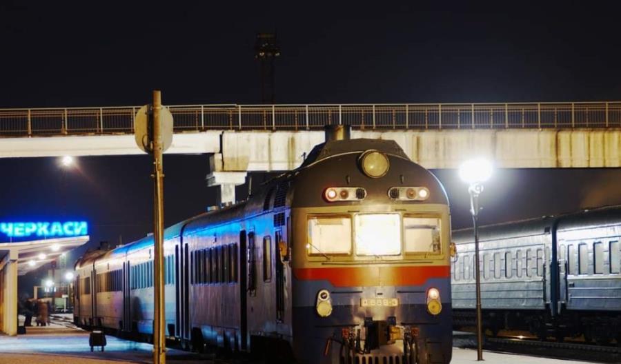 """Ukraina: Środki z budżetu państwa na tabor pasażerski i elektryfikację. """"Historyczna chwila"""""""