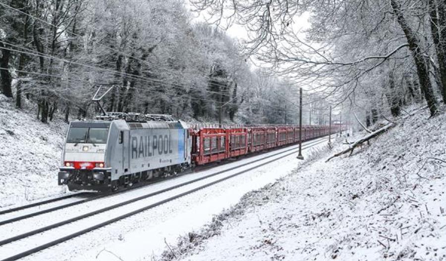 Bombardier dostarczy system ETCS Baseline 3 dla 73 lokomotyw Traxx z Railpool
