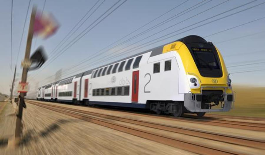 Bombardier i Alstom wyprodukują ponad 200 wagonów PRM dla Kolei Belgijskich