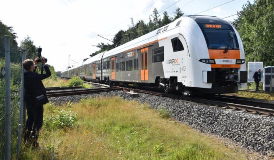 Siemens Mobility dostarczył wszystkie 84 Desiro HC dla projektu RRX