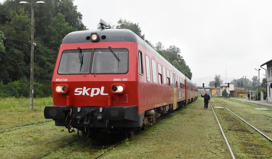 Sporo chętnych na pociągi w Bieszczady. Część trasy obsłużył Flirt